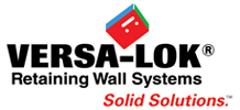 Versa-Lok Retaining Wall Systems.